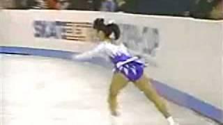 Midori Ito 1989 Worlds LP (USTV)
