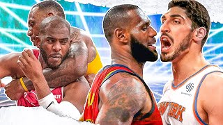Most HEATED Moments of the Last 3 NBA Seasons! Part 1