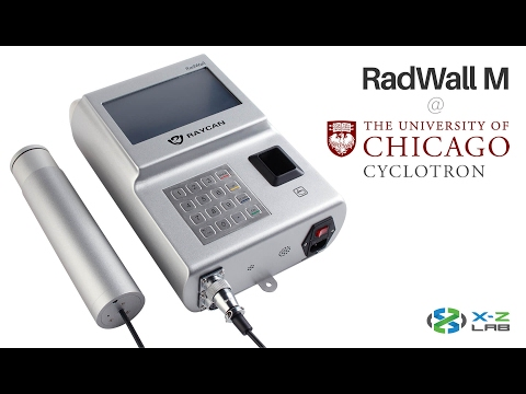 RadWall M Setup at University of Chicago