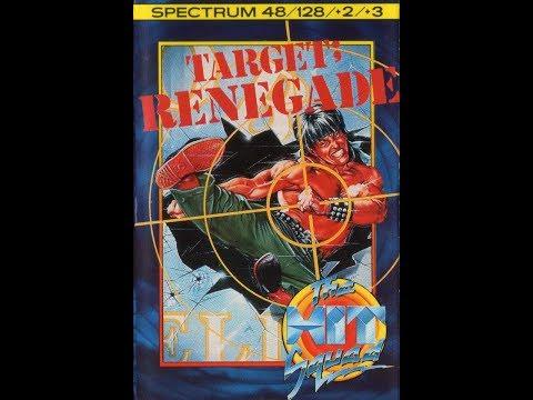BITeLog 00B8: Target Renegade (ZX SPECTRUM) LONGPLAY