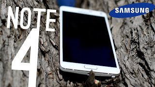 BEST Phone Available – Samsung Galaxy Note 4 Review: PC use, VR, Performance, Build and Style.