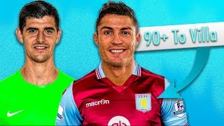 Could Every 90+ Rated Player Help Aston Villa Win The Premier League? - FIFA 19 Career Mode