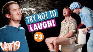 Vat19 Make Me Laugh Challenge #3 (with Blake Grigsby)