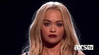 Rita Ora Hits The X Factor Stage With Sigma  - The X Factor UK on AXS TV