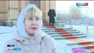 Одной святыней в Омске стало больше