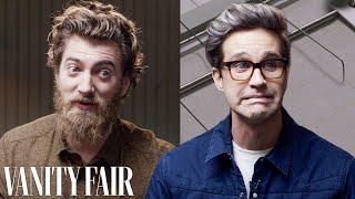 Rhett & Link Take a Lie Detector Test | Vanity Fair