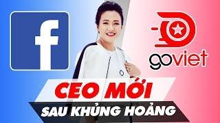 Lê Diệp Kiều Trang Trở Thành CEO Go - Viet Sau Khi Rời Vị Trí Tổng  Giám Đốc Facebook