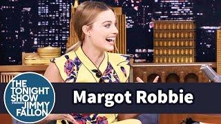 Margot Robbie Was a Huge Metal Fan