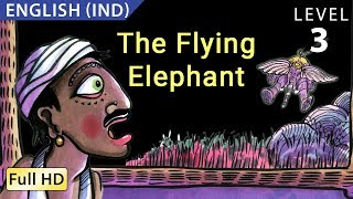 "The Flying Elephant: Learn English (IND) with subtitles - Story for Children ""BookBox.com"""