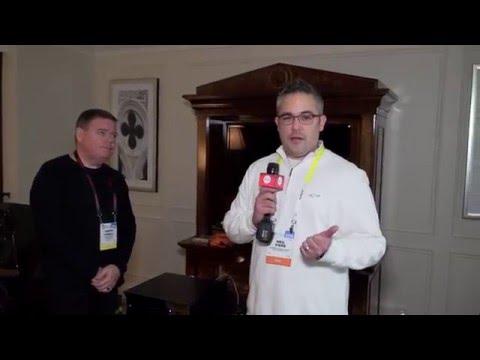Bjorn' CES 2016 - Audioquest Niagra