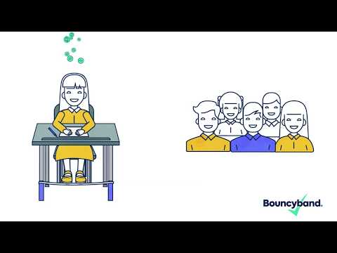 Bouncyband® Movement Band for Primary Chairs (Chair Not Included)