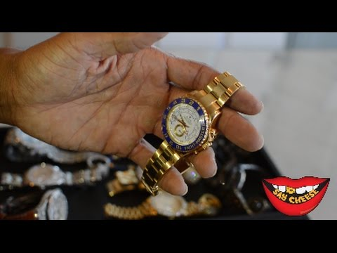 Slim Thug shows us $800,000 in jewelry