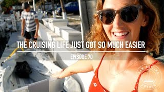 The Cruising Life Just Got So Much Easier - Ep. 70 RAN Sailing