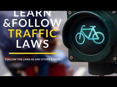 Bicycle Safety Tips For Beginners UK - Cycle Safety Tips