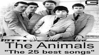 "The Animals  ""The 25 best songs"" GR 087/16 ( Official Compilation)"