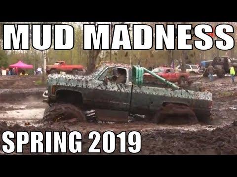 MUD MADNESS SPRING MUD BOG 2019