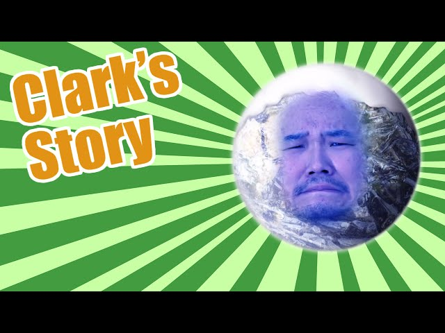 Clark's Story: A Gas from the Past