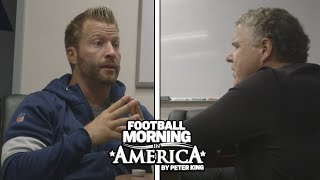 Sean McVay on what he wishes he did differently in the Super Bowl (FULL INTERVIEW)   NBC Sports
