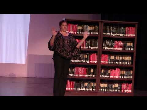 The importance of undergraduate research   Carol Strong   TEDxUAMonticello photo
