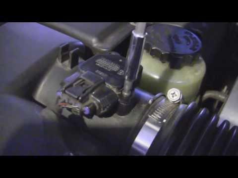 Dirty Maf Sensor Subaru Wrx P0171 Case Study Musica