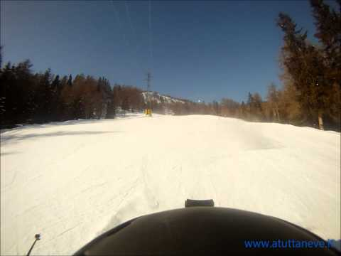 Video La Thuile, pista Muret