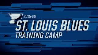 2019 Blues Training Camp
