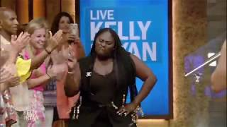 Danielle Brooks' Smooth Walkout