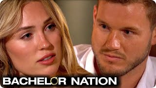 Colton Jumps The Fence After Cassie Breakup 💔| The Bachelor US