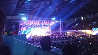 Shreya Ghosal in Kolkata Netaji Indoor Stadium
