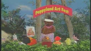 Pappyland - Trouble at the Pappyland Art Festival