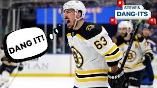 NHL Worst Plays of The Year - Day 1: Boston Bruins Edition | Steve's Dang Its