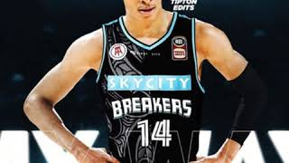 Talking RJ Hampton signing with the New Zealand Breakers with ESPN Radio