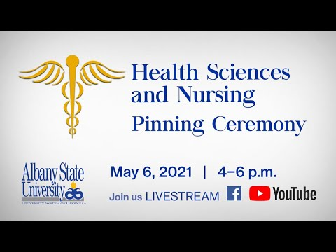 Health Sciences and Nursing Pinning Ceremony