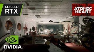 Atomic Heart - GeForce RTX Videó