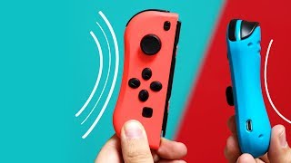 the Curved Joy-Cons