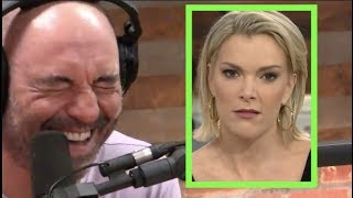 Joe Rogan Watches Megyn Kelly's Blackface Slip up