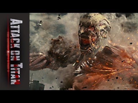 Attack On Titan Live Action Movie Part 2 - Available Now