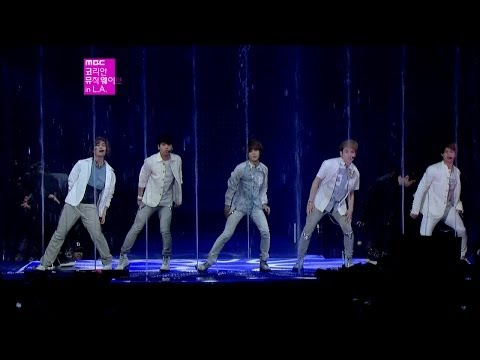 【TVPP】SHINee - Love Like Oxygen, 샤이니 - 산소 같은 너 @ Korean Music Wave in LA Live