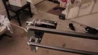 Homemade Camera Jib Crane $40