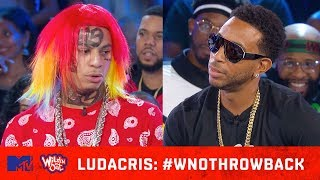 6ix9ine or Nick Cannon? Ludacris in the Hot Seat 🔥 | Wild 'N Out | #WNOTHROWBACK