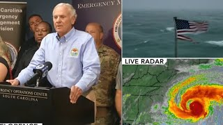 South Carolina governor warns that window to evacuate Hurricane Florence is closing
