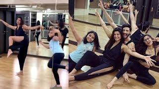 Sushmita Sen's hot dance video with her daughters..