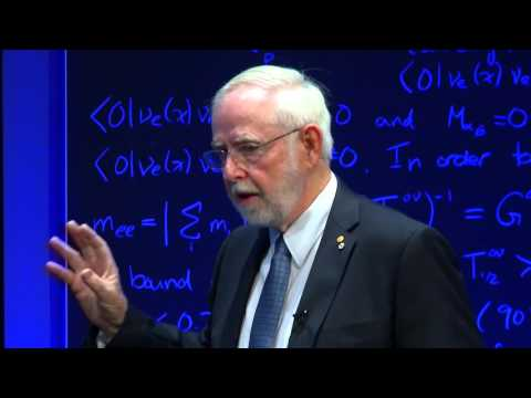 Art McDonald Public Lecture: A Deeper Understanding of the Universe from 2 km Underground