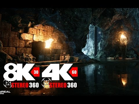 Particle Effects - 60fps 4k 8k Stereo 360 with Ambisonic audio by Commodity Games