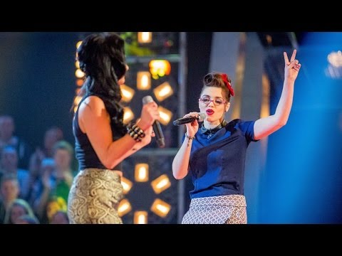 Georgia Vs Leverne Scott-Roberts: Battle Performance - The Voice UK 2014 - BBC One