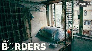 Inside Hong Kong's cage homes