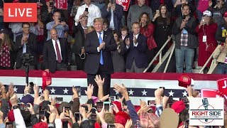 LIVE: President Donald J. Trump Rally in Cape Girardeau, MO 11-5-18