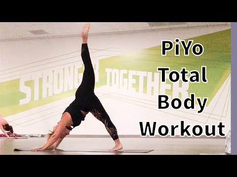 PiYo Workout - Total Body Workout