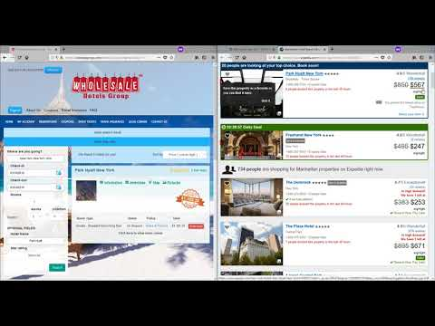 Wholesale Hotels Group review