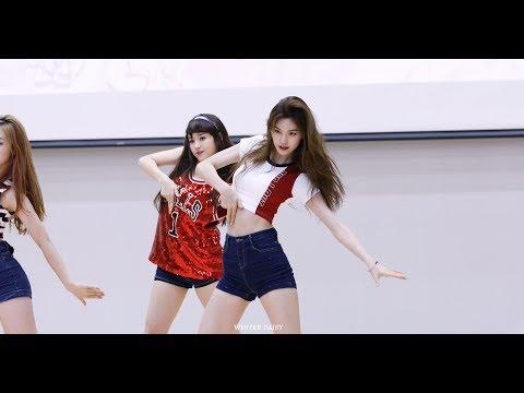 170910 상암팬싸인회 가시나 김도연 직캠